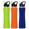 2015 insulated vacuum 500ml/18oz double wall sports bottle stainless steel thermos bottle cooler bottle