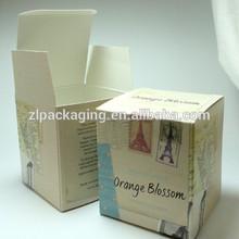 Reciclado de papel de caja de embalaje de jabón