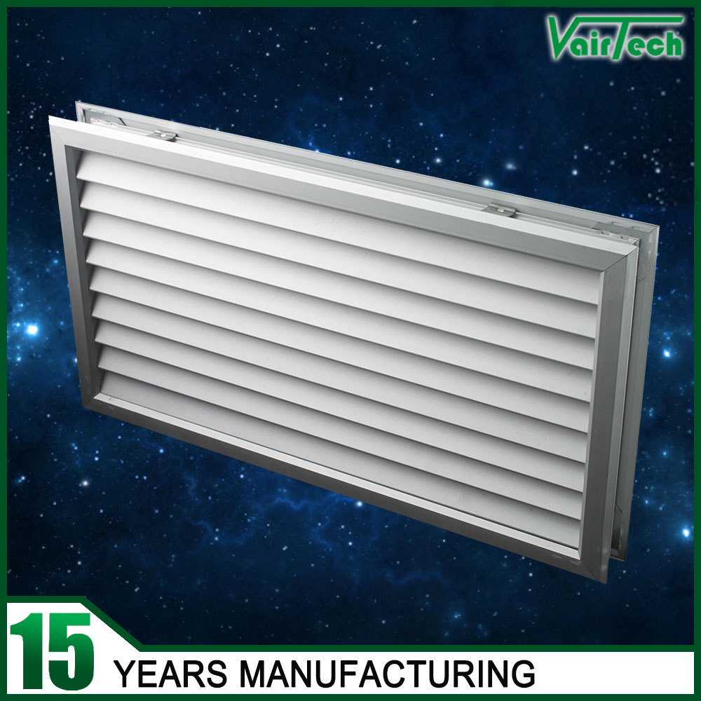 ventilation aluminum air vent louver door grille for hotel. Black Bedroom Furniture Sets. Home Design Ideas