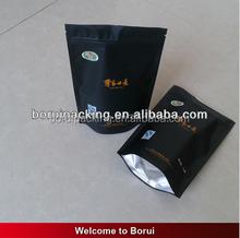 Accept Custom Order and Aluminum Foil,Matte OPP/VMPET/PE Material customized clear plastic bag