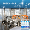 Well selling bottle washing filling capping equipment