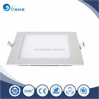 Good quality aluminum AC85-265V CE & RoHs panel light led 15w