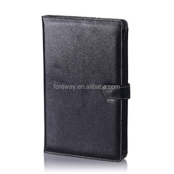 oem cover for ipad pu leather case for ipad mini, leather cover with zipper for ipad mini custom design case for ipad mini