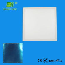 Designer high bright recessed mounted reflective led ceiling panel light