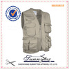 SUNNYTEX OEM Multi Pocket Sleeveless Custom Man Work Vest 2015