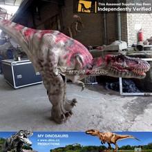 My-dino high quality animatronic raptor dinosaur costume