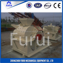 Multi-function stick branch wood crusher/wood crusher machine for sale