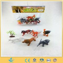 happy kid toy wild animal models toy baby toy