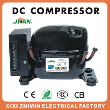 ZM25DC R134a 12V 24V dc compressor for refrigerator