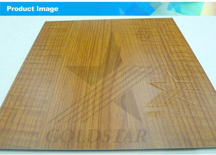 Alucbond Wood Grain Decorative ACP ACM Wall Panel (1)