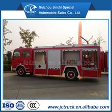 7000 litre Jarras de agua / espuma de bomberos