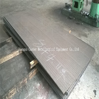 Direct factory supply 10+6 high cr c overlay double metal clad hard surfacing plate