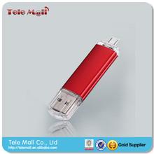 Smart Phone PC USB Flash Drive 64GB 4GB 8GB 16GB pen drive 32GB pendrive mini usb OTG external storage micro usb memory stick