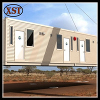 beautiful well-designed high qualified prefab house modules
