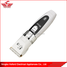 RFC-208B Ceramic Moving Blade Animal Grooming Pet Clipper Rechargeable Dog Products