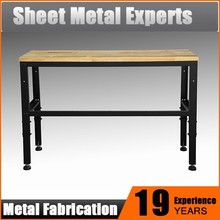 2015 great material best price wood top workbench