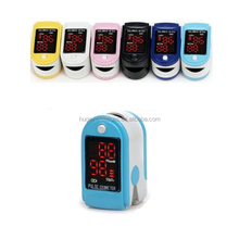 Colorful OLED Digital Portable Fingertip Pulse Oximeter AH-50DL