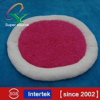 wholese warm coral fleece fabric luxury pet beds for small dogs