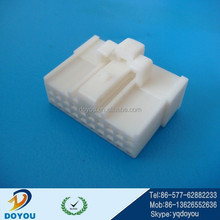 yueqing connector universal type car female 20 pin auto connector