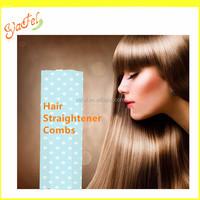 Wholesale Price FCC Certificated tourmaline ceramic hair straightener electric comb