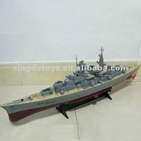 HT-3827 Radio Remote Control RC Warships