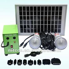 2012 newest solar lighting equipment for indoor using