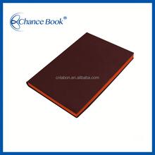 High Quality Custom Color Edge For A5 Notebook