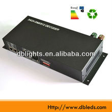 RGB Controller 4 channels DMX512