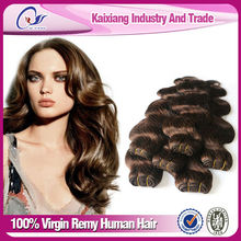 China manufacturer and trading company 100% virgin brazilian hair vendors