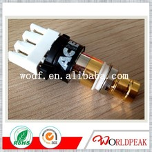 1.6/5.6 female/jack balun 75-120 ohm IDC 3 Pole Balun connector idc 3 pin connector