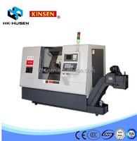 CLX400 slant bed mini cnc turning lathe machine good specification low price