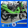 2015 New Model Air Cooling 110CC Gas Motorcycle