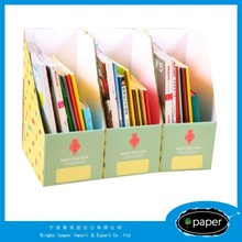 eco-friendly puissant clip document holder 2015 latest pp a4 l --shape document pockets eco-friendly binder