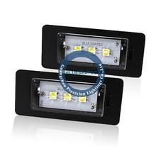Auto lights car led panel light LED License plate light 5450SMD 3LED for BMW E39