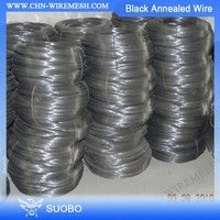 SUOBO Reinforcement Steel Binding Wire 18 Gauge Binding Wire Specification Binding Wire Price