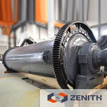 Large capacity ball mill sold to more than 30 countries with CE