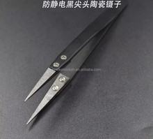 2015 new Heat Resistance Ceramic Tweezers wholesale Ceramic Tweezers for Vapor Products