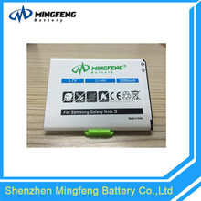 High Capacity 3200Mah For Samsung Galaxy Note 3 Battery