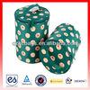 2014 New Pollka Dot Round Cosmetic Bag (ESC-C011)