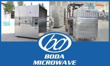 microwave vacuum dehydratorfor banana flake