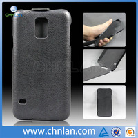 New arrival ultra thin flip leather case for Samsung Galaxy S5