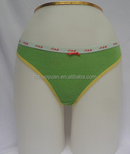 hot selling hot women wearing sexy g string thongs 2016
