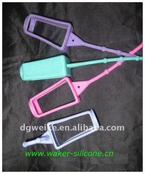 Hand sanitizer gel case
