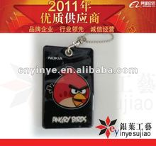 2012 New Birds Design Soft PVC Card Holder