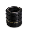 Aputure AC-MN solid copper construction macro extension tube set with three lengths for Nikon AI lenses