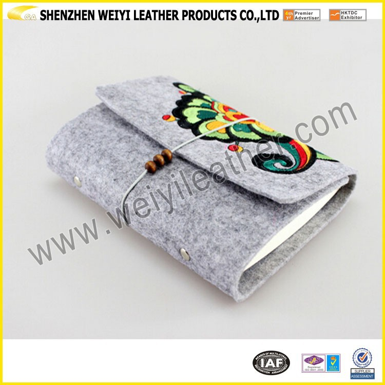 Types Of Book Cover Material : New arrival a felt fabric material and book cover