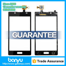 All tested high quality digitizer screen glass for lg optimus p700 touch