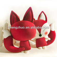 Good Looking Custom Plush fox animal