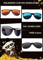 Free Sample Clip on sunglasses 4171