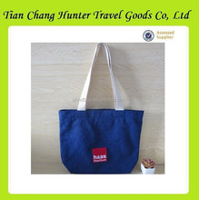 China Manufacturer New Style cotton canvas shopping bag